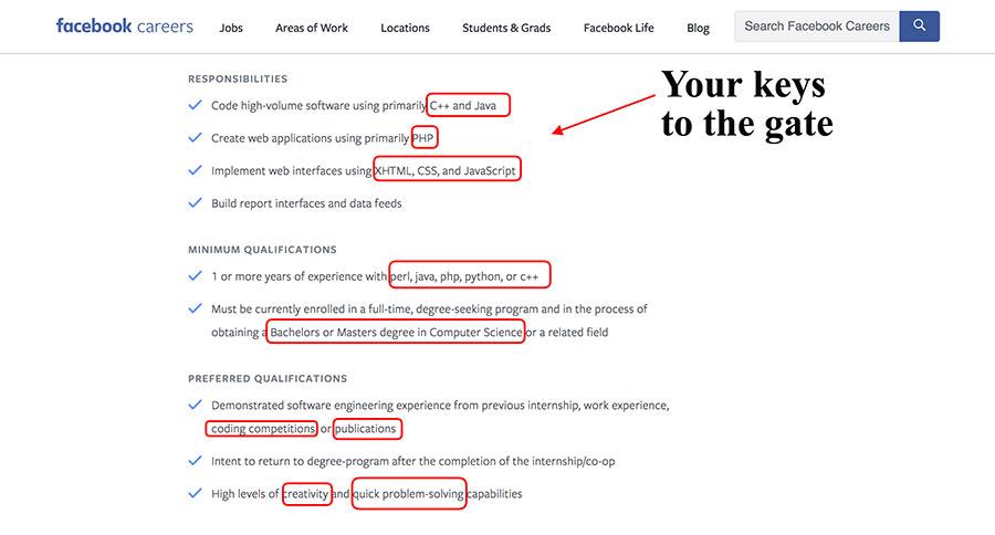 Intern Cover Letter Sample from www.coverletterninjas.com