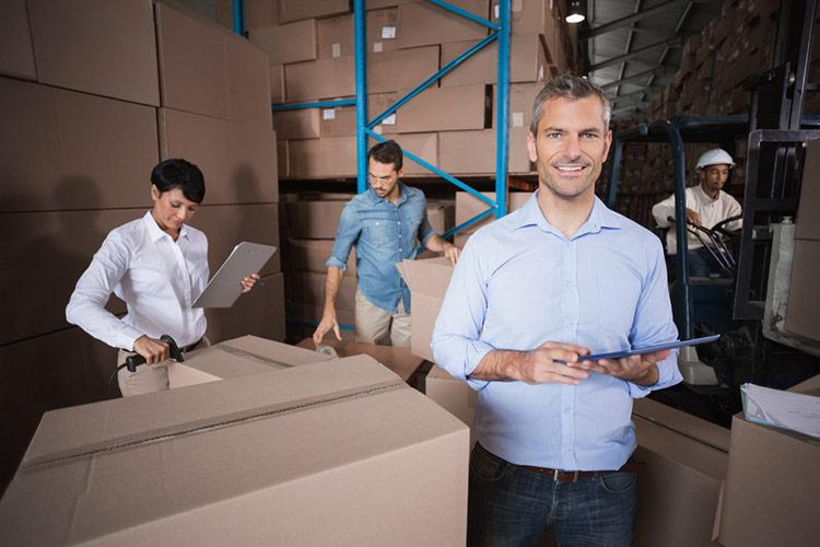 warehouse associate