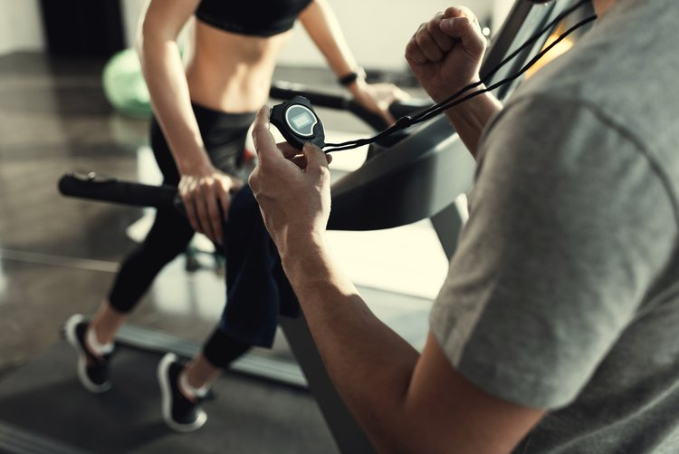 health coach workout