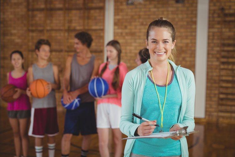 physical education coach